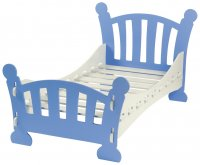 Kinder Childrens Bed Blue - Boys Single 3ft