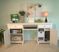 Painted Home Office Furniture